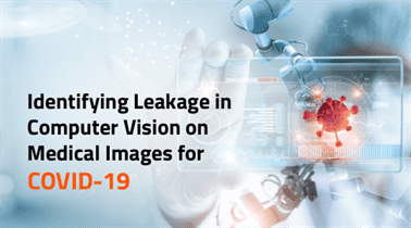 Identifying Leakage in Computer Vision on Medical Images